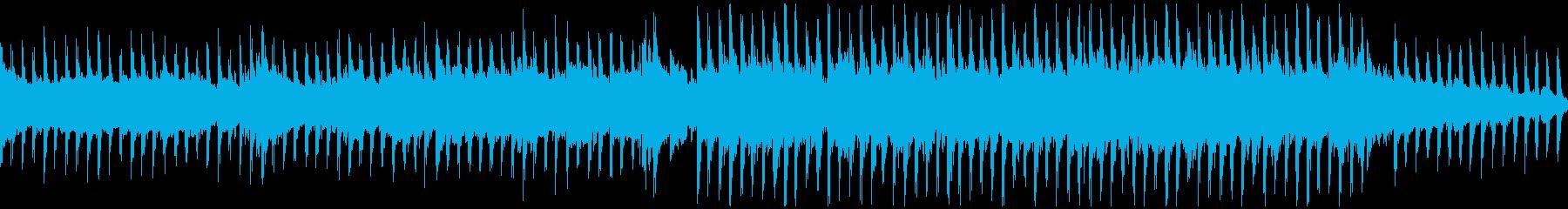 VP系10、生アコギ、温かく感動的Cの再生済みの波形