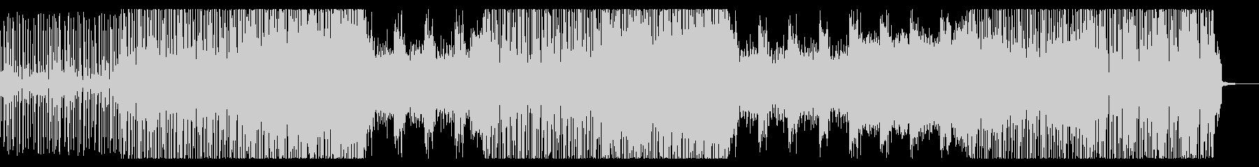 インダストリーテクノの未再生の波形