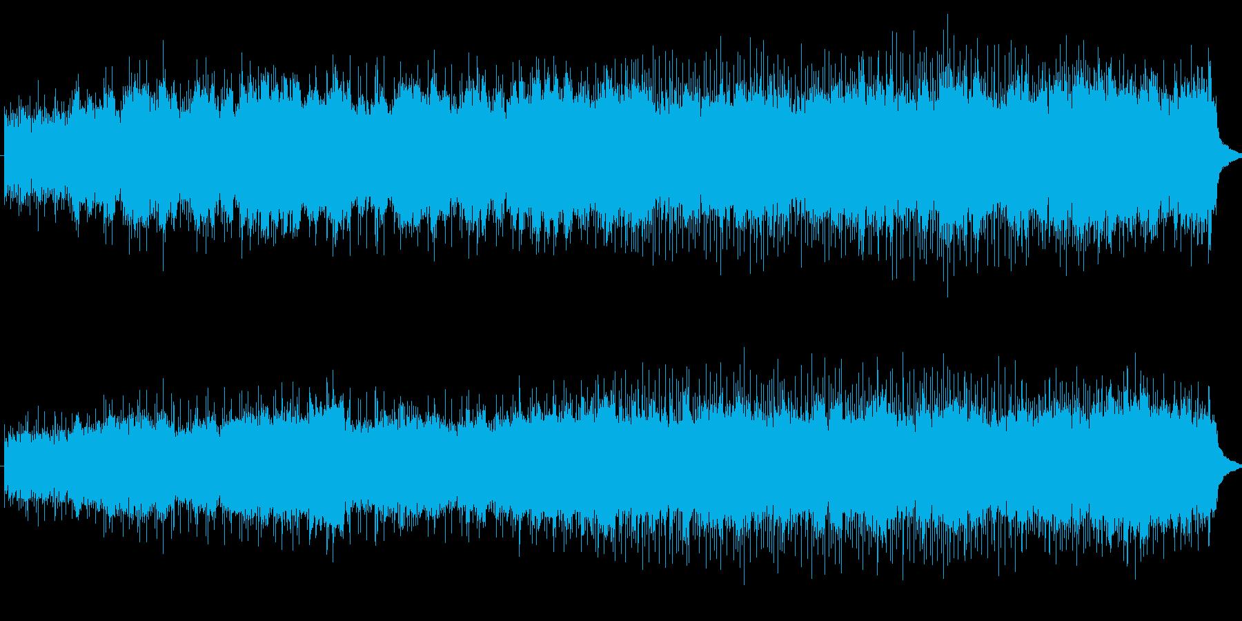 切なく純粋な感じのオーボエバラードの再生済みの波形