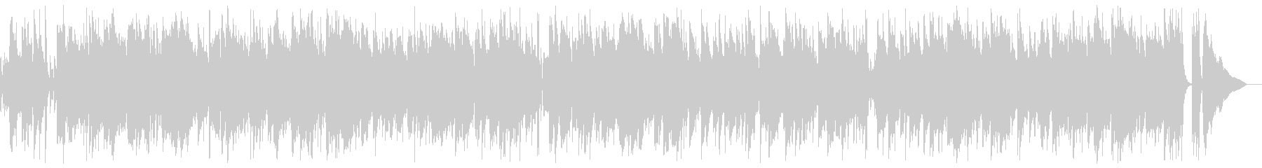 Hilo One(ハワイアン)の未再生の波形
