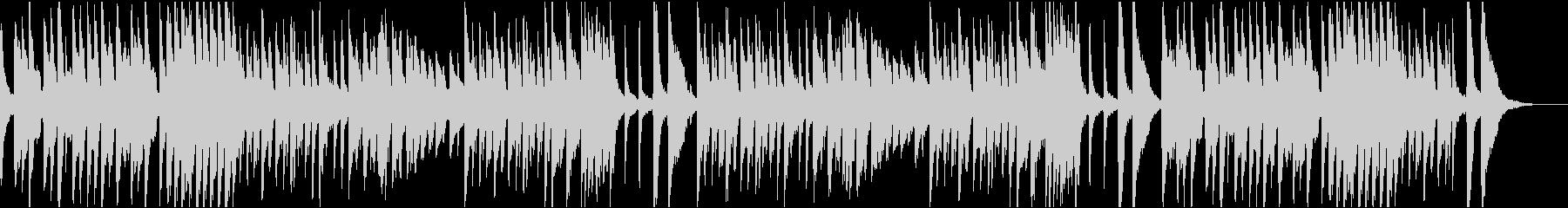 10秒でサビ、クラシックコミカル/静かめの未再生の波形