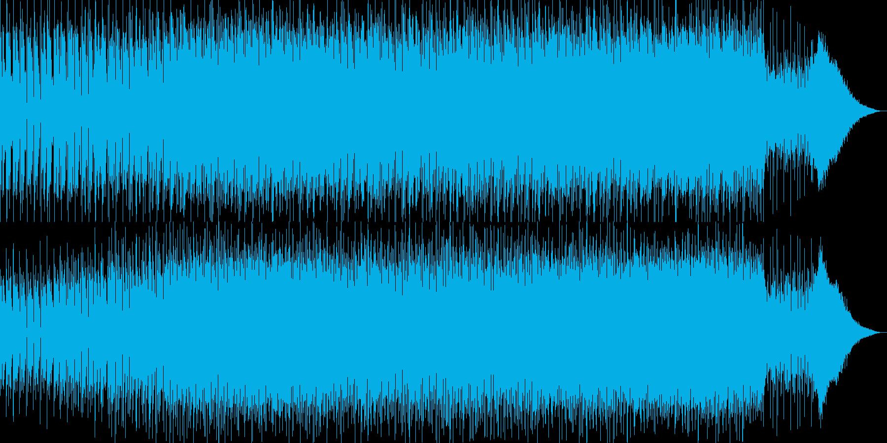 映画音楽、荘厳重厚、映像向け-12の再生済みの波形
