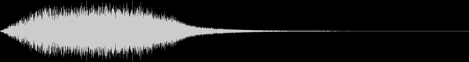 【ダーク・ホラー】アトモスフィア_16の未再生の波形