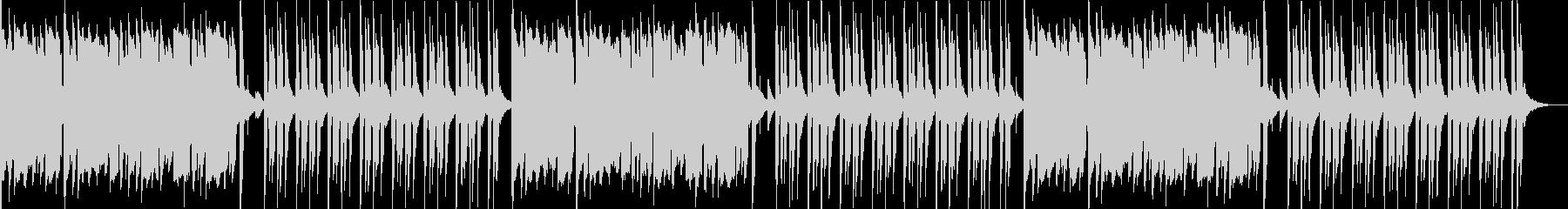 TikTokおとぼけ動画に可愛いアンデスの未再生の波形