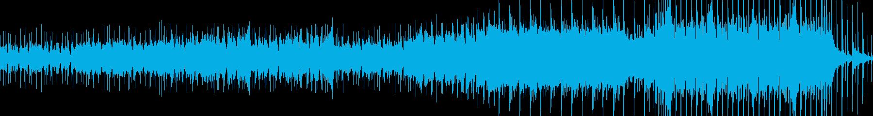 コミカルでホラーなデスステップの再生済みの波形