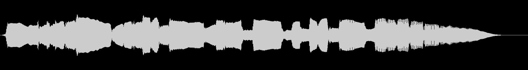 BASSOON:フローティングアク...の未再生の波形