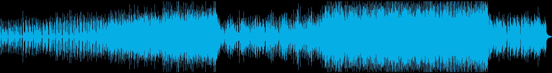 洋楽 ほのぼの 幸せ シンセサイザ...の再生済みの波形