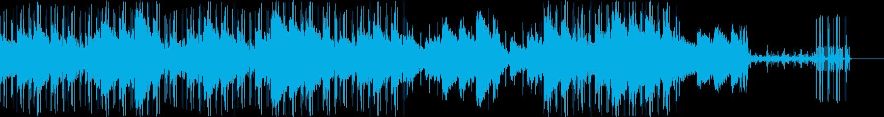 オーディオドラマ向けBGM/サスペンス7の再生済みの波形