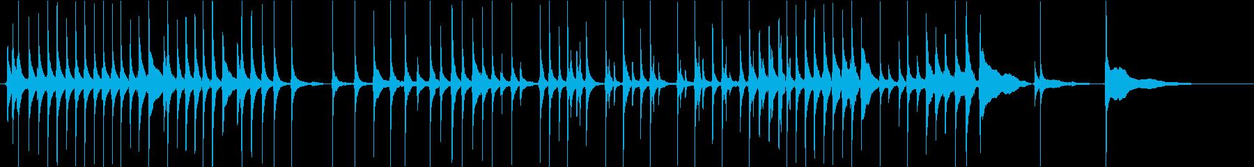 三味線161花見踊1前弾元禄酒飲み会宴会の再生済みの波形