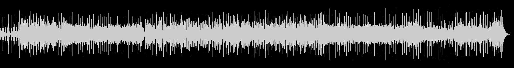 グルーヴ感あふれる軽快なDTMロックの未再生の波形
