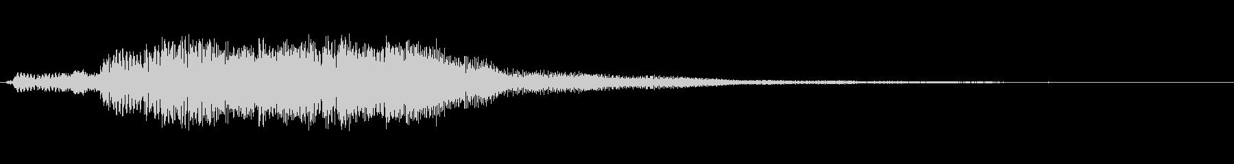 ハープ:ビッググリスアクセント、漫...の未再生の波形
