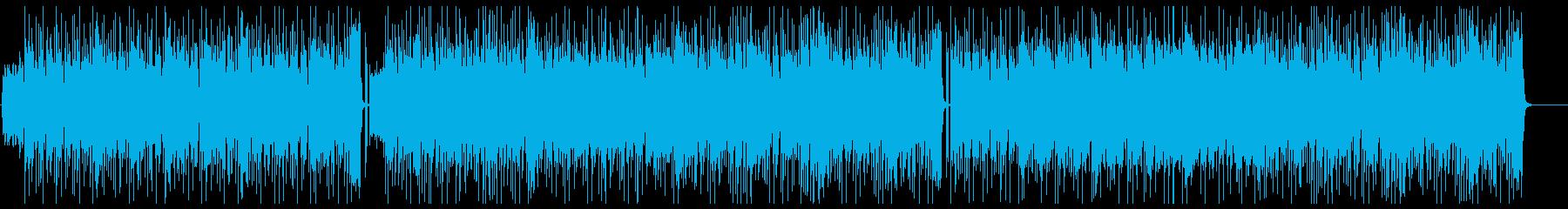 生演奏TP。ちょっと懐かしいEDN的。の再生済みの波形