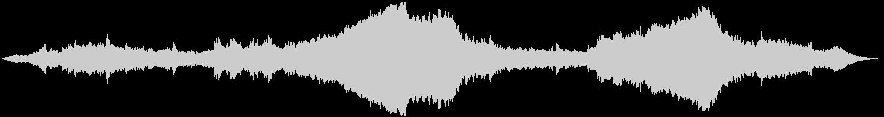 PADS 逆チャイム01の未再生の波形