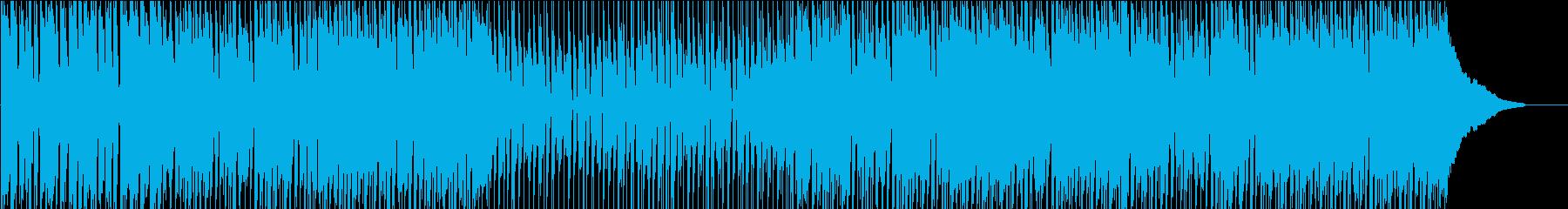 可愛い・パーティ・ポップ・楽しいの再生済みの波形
