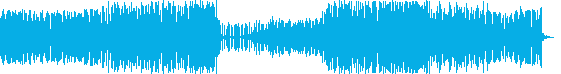 イントロ1mnドラムパーカッション...の再生済みの波形