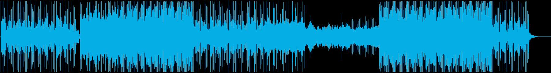 ■PV-デジタル-エレクトロ-SF-技術の再生済みの波形