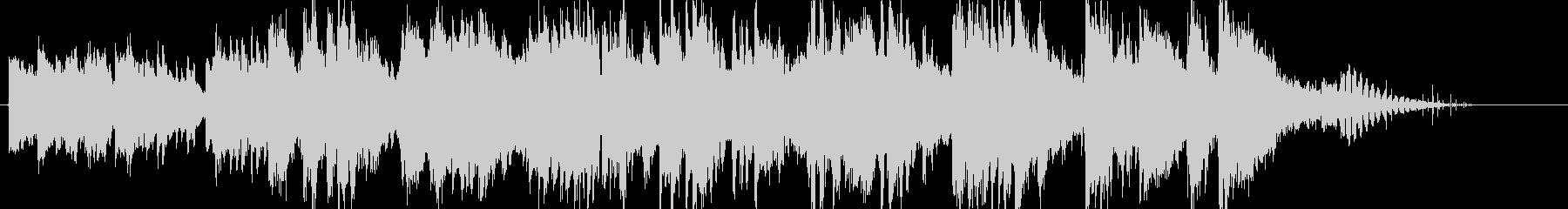 A.L.O.H.A 02の未再生の波形