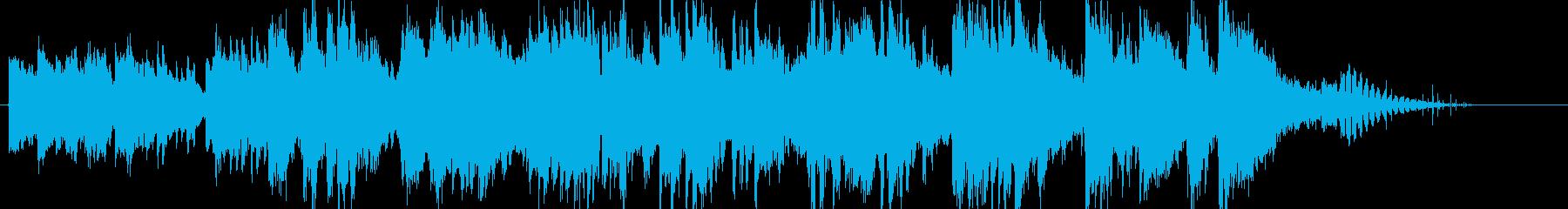 A.L.O.H.A 02の再生済みの波形
