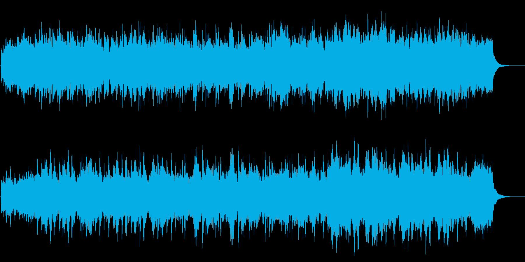 幻想的で退廃的な世界をピアノ中心に表現の再生済みの波形