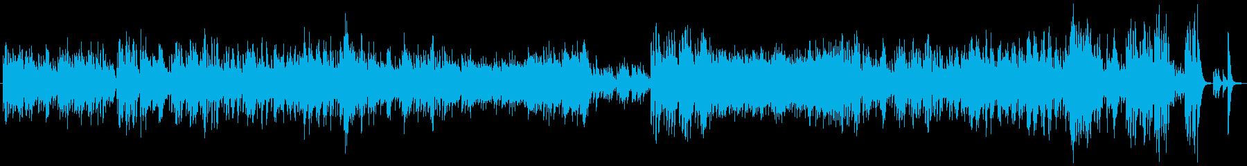 ワルツ 第4番 ピアノソロ版の再生済みの波形