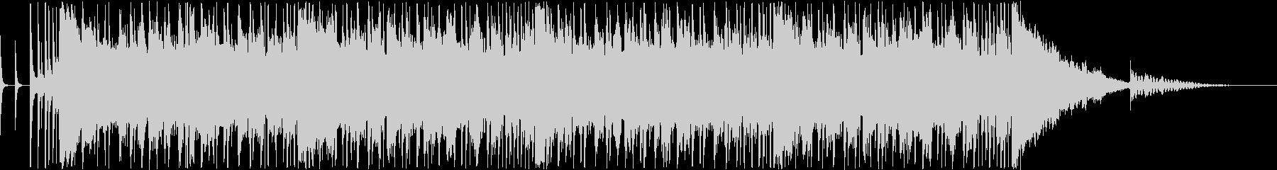 ダーク&パワフル。ラップ×バンドサウンドの未再生の波形