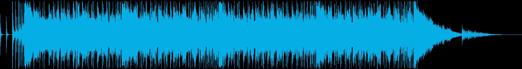 ダーク&パワフル。ラップ×バンドサウンドの再生済みの波形