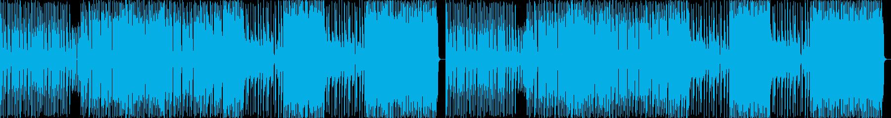 初期ファミコン8bitサウンド【ループ】の再生済みの波形
