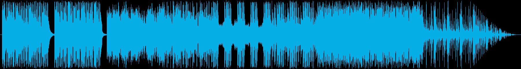 推理・ゴシック調の再生済みの波形