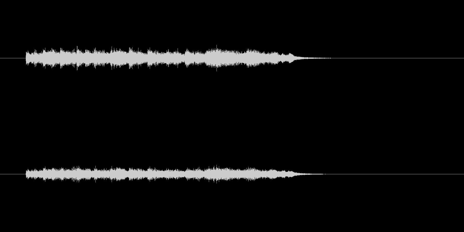 ハープシーコード チェンバロ 不思議の未再生の波形