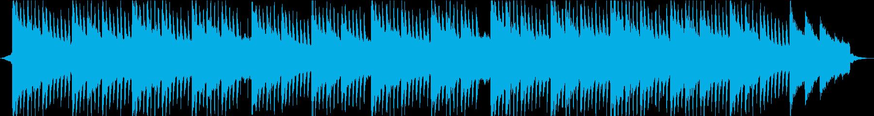 クール・幻想的・美しい・コーポレート②の再生済みの波形