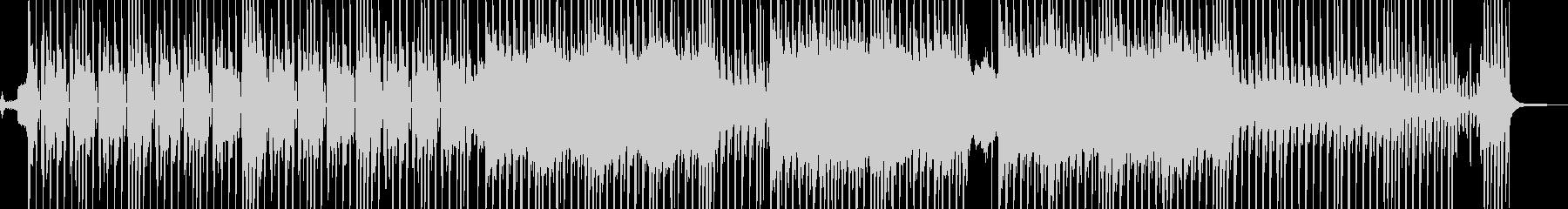 ビターエンドテーマのスロウテクノ 短尺★の未再生の波形