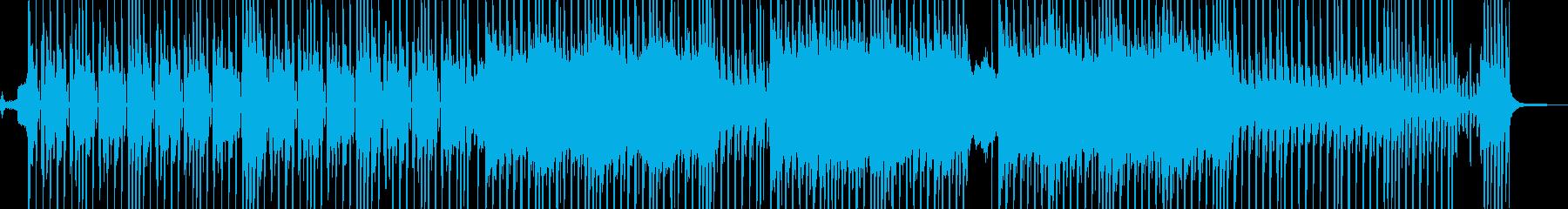 ビターエンドテーマのスロウテクノ 短尺★の再生済みの波形