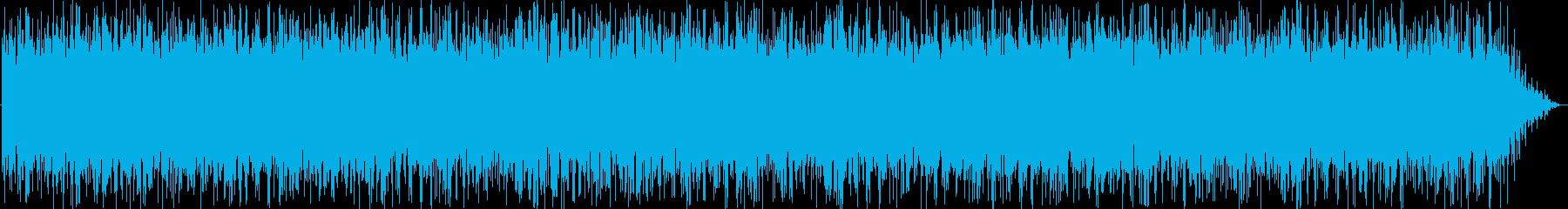 イメージ クレイジーディジュリドゥ02の再生済みの波形