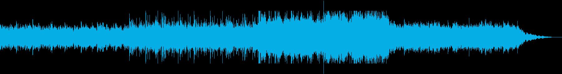 柔らかくメローなピアノサウンドの再生済みの波形