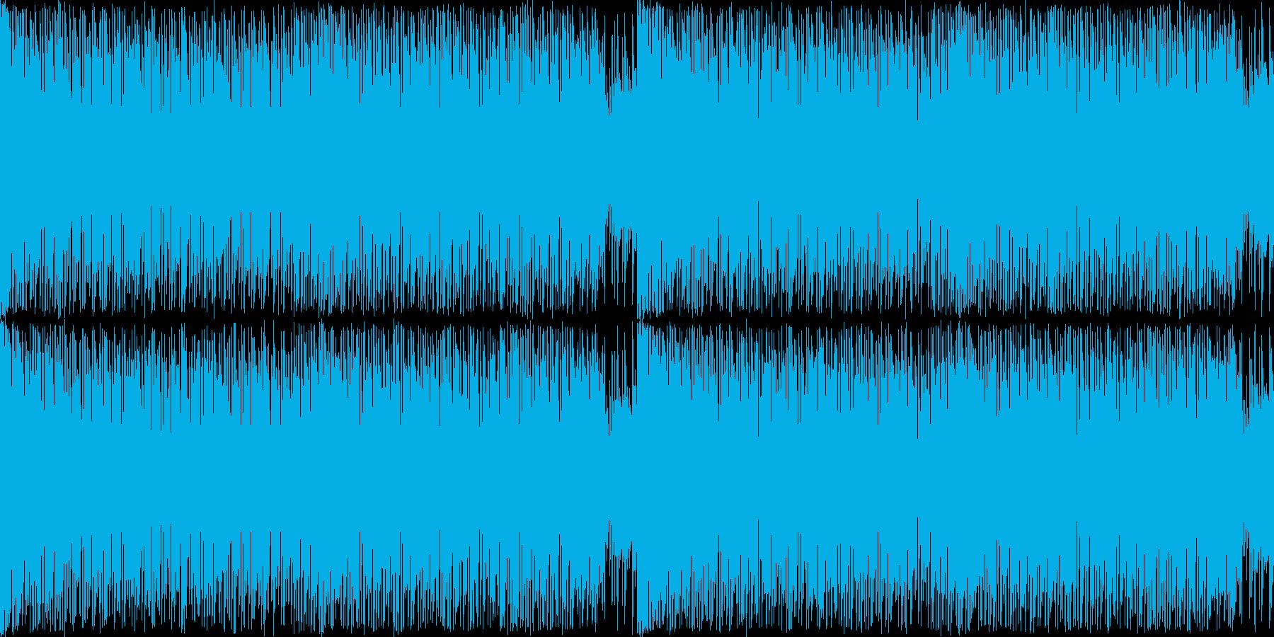 時の狭間、レベル1、癖になるループ素材の再生済みの波形