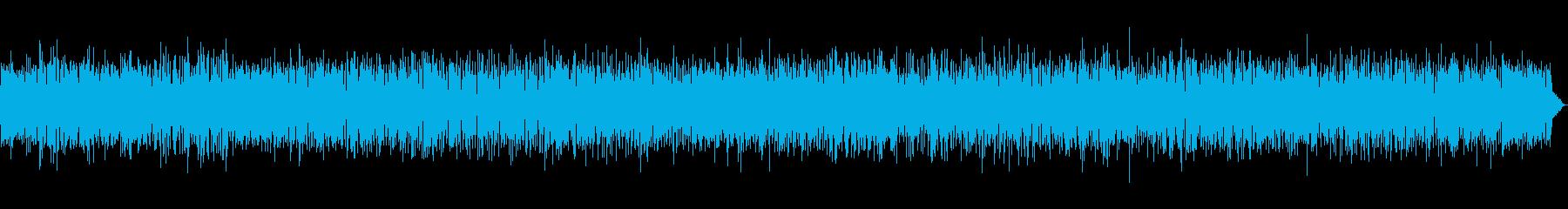 JAZZ|リッチなカフェBGM・クールの再生済みの波形