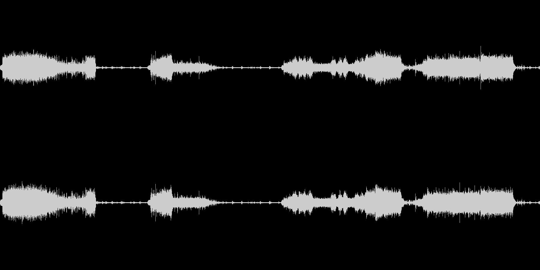 水栓ターンドレン、の未再生の波形