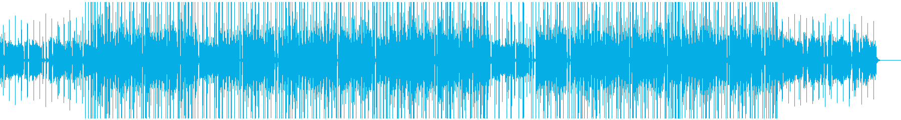 シックでクラシックなR&Bビートの再生済みの波形