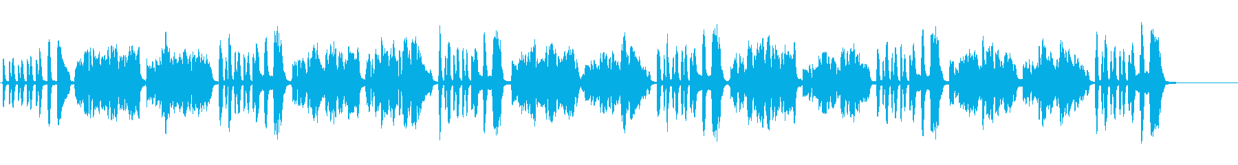 あめふり【ソプラノとピアノ】楽しい童謡の再生済みの波形