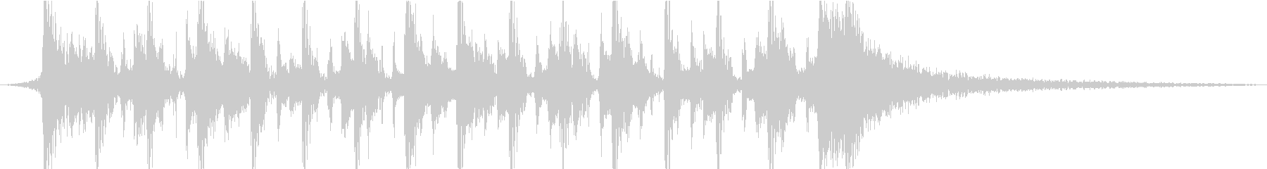 Cheer up bright funky pop's unreproduced waveform