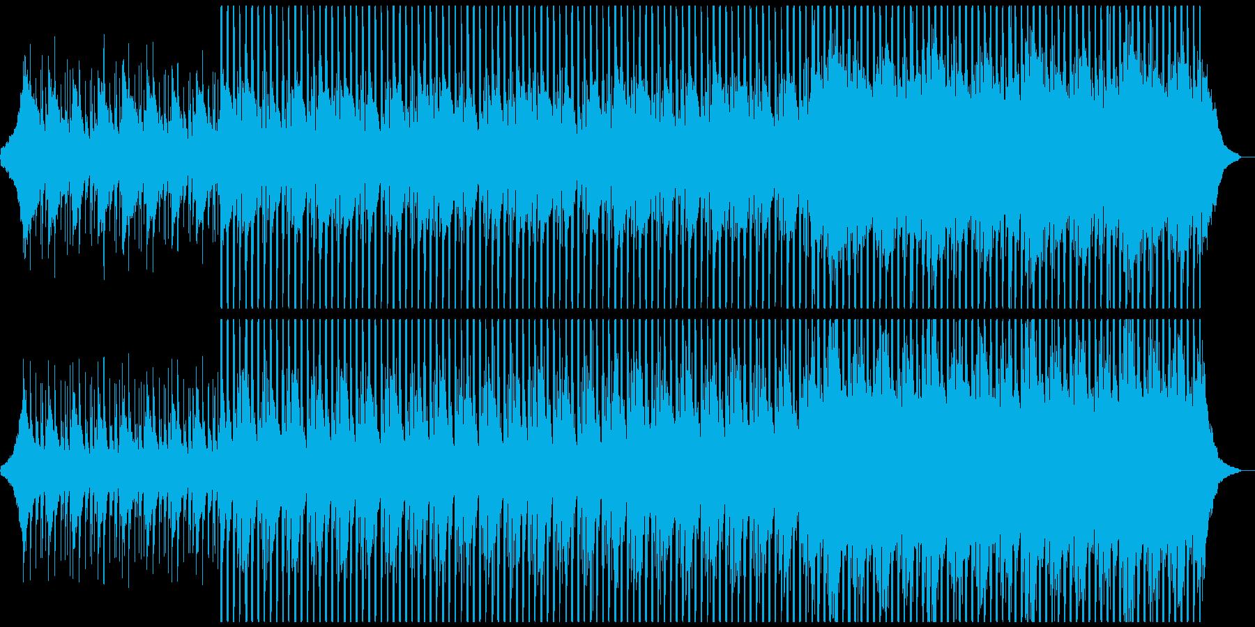 企業VPに!優しい、穏やか、綺麗ピアノMの再生済みの波形