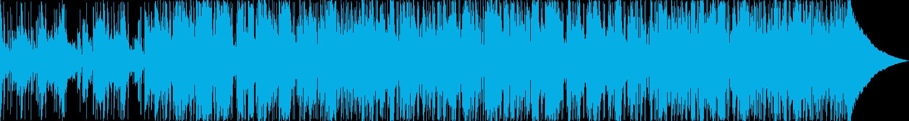 ドキュメンタリー 説明的 静か お...の再生済みの波形
