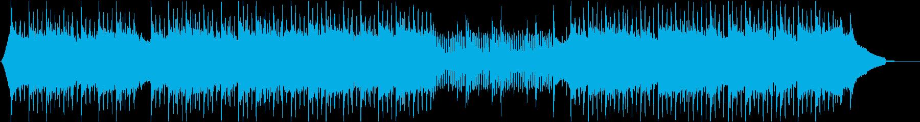爽やかなコーポレート系BGM/企業VPの再生済みの波形