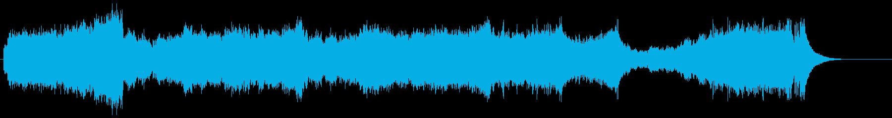 壮大なオーケストラ/冒険/始まりの予感の再生済みの波形