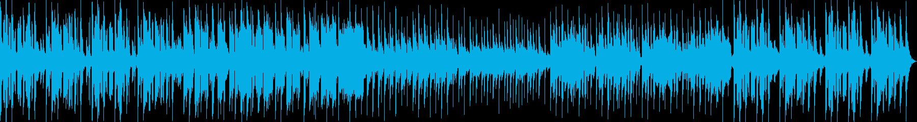 ペット・犬・猫・可愛いイメージの再生済みの波形