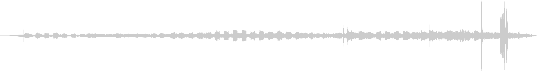 大型産業用ディーゼルビントラック:...の未再生の波形