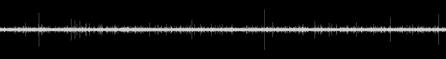 サー ビチャビチャの未再生の波形