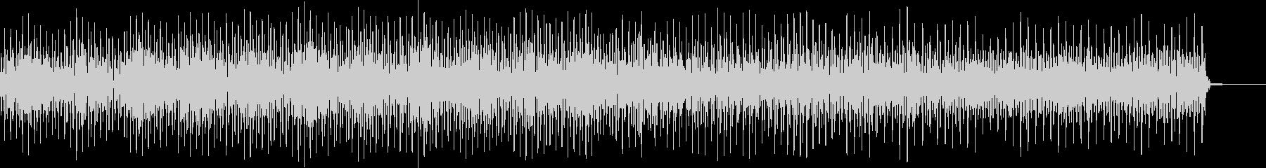 AMGアナログFX 24の未再生の波形