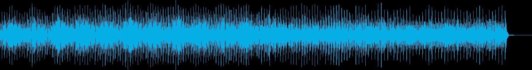 AMGアナログFX 24の再生済みの波形