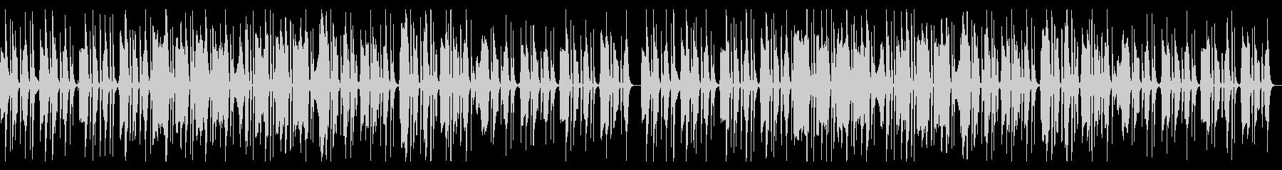 【ループ版】YouTube すれ違う…の未再生の波形